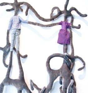 Julia Cseko - Hybrid Couple @Artfetch.com