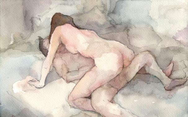Erotic-Art-giclee-print Ebay.