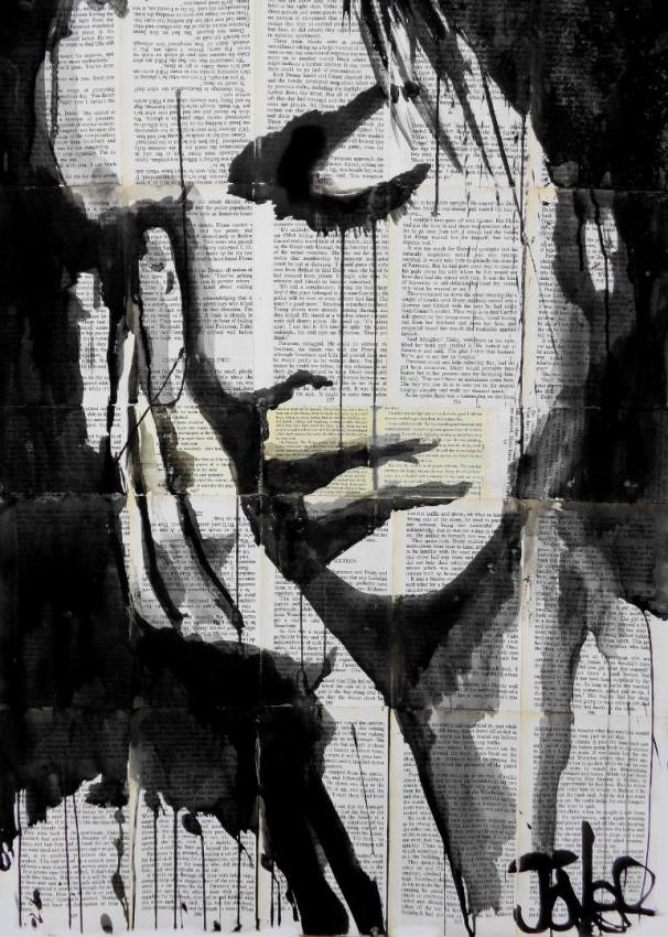 Deep Drawing by LOUI JOVER